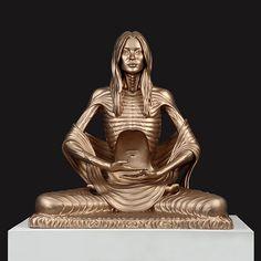 MARC QUINN http://www.widewalls.ch/artist/marc-quinn/#contemporary #art #sculpture #YoungBritishArtists