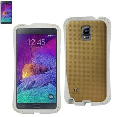 $8.99 Reiko Slim Hardcover Chain Hole Case For  Samsung Galaxy Note 4 N910V/N910P/N910T/N910R4