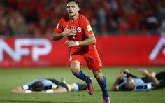 La histórica victoria de Chile a Uruguay por 3 goles a 1, el asalto en vivo a un periodista de Chilevisión y la viralización del atroz video del atropello mortal a dos carabineros marcan la jornada de hoy. Además Rihanna anunció lanzamiento de box set y Nintendo anunció fecha de lanzamiento de Super Mario Run. …
