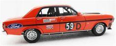 1969 Ford XW Falcon GT HO Geoghegan Bros Bathurst Pole Position 1 18 | eBay
