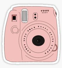 Camera Cute Tumblr Stickers Tumblr Stickers Iphone Case
