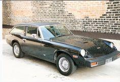 1976 Jensen GT with a Lotus 2.0L