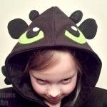 How to Make a Toothless Dragon Costume