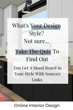 Take the quiz to find out your design style and get a mood board with source links. Interior Design Styles Quiz, Interior Design Services, Eclectic Design, Modern Design, Flat Web Design, Ios Design, Modern Farmhouse Interiors, Interiors Online, Dashboard Design