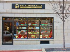 Missouri Eats: May Contain Nuts candy shop in Columbia, MO
