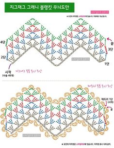 Best 8 Herringbone, Zig Zag Crochet Stitches for Free. Zig Zag Crochet Pattern, Chevron Crochet, Crochet Borders, Crochet Diagram, Crochet Stitches Patterns, Crochet Chart, Crochet Squares, Crochet Motif, Crochet Designs