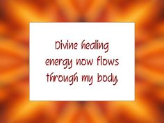 Daily Affirmation for May 30, 2014
