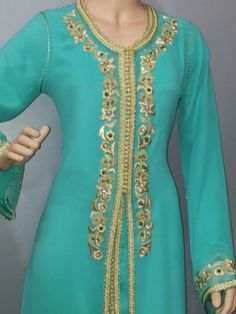 Caftan  Styliste khadija Bannour