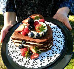 Tiramisu, Pancakes, Breakfast, Ethnic Recipes, Desserts, Food, Morning Coffee, Tailgate Desserts, Deserts