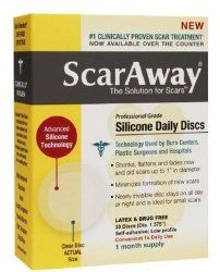 Are you Looking for a Solution for Scars? Try ScarAway Daily Discs {Review} | Michigan Mom Living {Affil. Link}