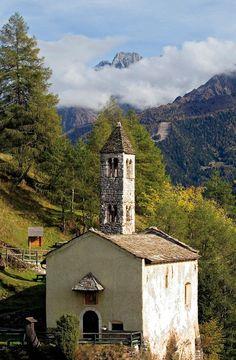 Chiesa di San Clemente, Vezza d'Oglio (Brescia)