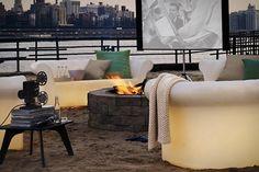 Chester Lit Outdoor lighting Furniture