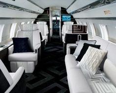 Versace Aircraft interiors