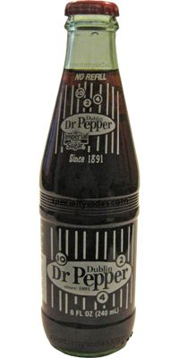 Dublin: Dr. Pepper   #soda #dublin #drpepper