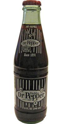 Dublin: Dr. Pepper | #soda #dublin #drpepper