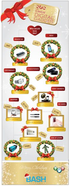 #top #Xmas #gifts #digital #technology #digitalgift #bashinteractive #toronto