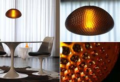 15 Creative Pendant Lamps to Decorate your Rooms - Homaci.com
