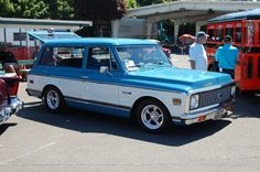 Chevy C10 Suburban Custom   by AZ Ashman 88