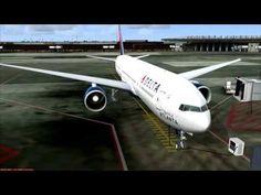 PMDG 777 - FULLY LOADED, KJFK to KDEN Part 1