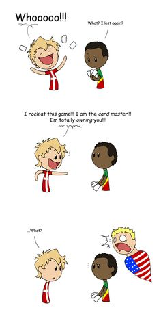 Oh no he didn't by humon on deviantART: America is very touchy on the slavery topic even when he's not directly involved were as Denmark's slaves were primarily white, from neighboring countries or his own.