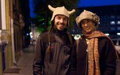Estonian sauna hats