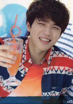 #인피니트 Woohyun - That Summer Concert 3 Official Goods © La Esperanca