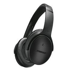NEW Bose QC25 Acoustic Noise Cancelling Headphones iOS Triple Black  #Bose