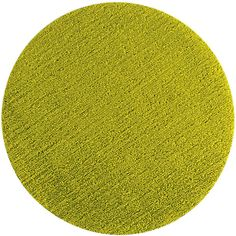 Chilewich Dot Shag Rug - Citron ($94) ❤ liked on Polyvore featuring home, rugs, green, polka dot rug, shag rugs, outdoor rugs, shag area rugs and outdoor mats