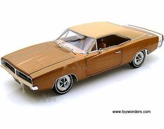 Dodge Charger R/T SE (ERTL American Muscle) 1:18