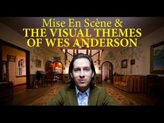 """Chicago-based filmmaker and writer Nelson Carvajal has created """"Mise En Scène & The Visual Themes of Wes Anderson,"""" a five-minute video essay for Way Too Indie that explores the fil… Wes Anderson Style, Wes Anderson Movies, Famous Movie Directors, Gran Hotel Budapest, Film Class, Film Tips, Videos, Film Studies, Film Inspiration"""