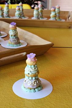 """I made """"Courtesan au Chocolat"""" desserts for Easter, from """"The Grand Budapest Hotel"""". http://bzfd.it/1kNdzix  I am awesome.  :D"""