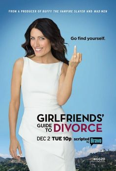 """LISA EDELSTEIN stars in """"Girlfriends' Guide to Divorce"""" on Bravo Channel. Hair: Brant Mayfield & Makeup: Justin Tyme"""