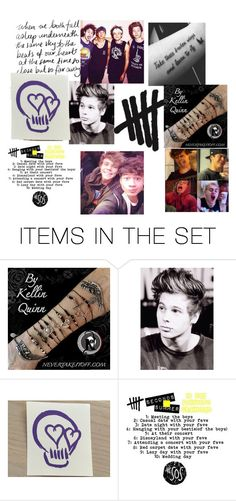 """""""a 5sos believer"""" by hemmingsskay on Polyvore featuring art"""