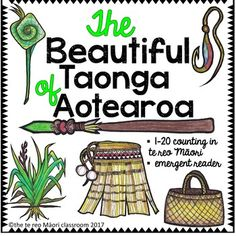 The Beautiful Taonga of Aot... by Michele Coxhead | Teachers Pay Teachers
