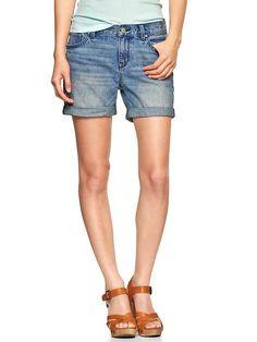 1969 sexy boyfriend denim shorts | Gap