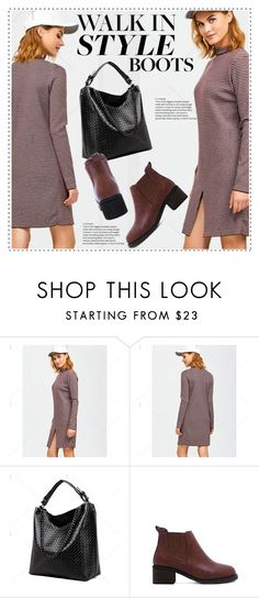 """""""Kick It: Chelsea Boots"""" by duma-duma ❤ liked on Polyvore featuring chelseaboots"""