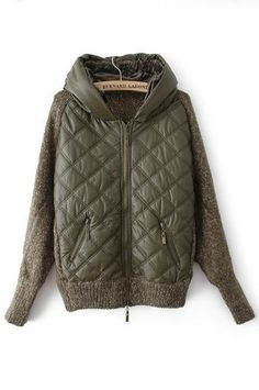 Sweater meets jacket
