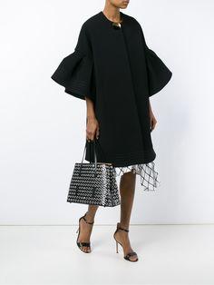 AZZEDINE ALAÏA | Mini Cabas Eyelets Leather Tote Bag | Womenswear | Browns Fashion