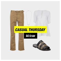 Perfect outfit for a casual day in the city!