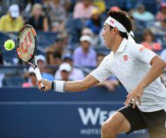 Open Lens: Nishikori vs. Karlovic US Open 2016 4th Round