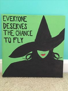 Image result for wicked canvas ideas