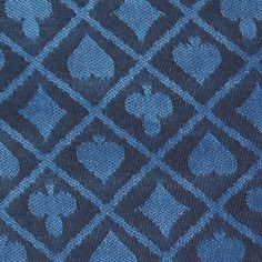 10' section of blue two-tone poker table speed cloth - Polyester by Brybelly by Brybelly. $37.99. Enhance the look of your poker table with this blue, two-tone speed cloth. Made from a polyester blend, this speed cloth features a dark blue background enhanced by lighter blue suits of hearts, spades, clubs and diamonds. This distinguished-looking material is perfect for dealing cards.  Versatile and durable, speed cloth is the preferred dealing surface for professional deale...