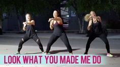 Taylor Swift - Look What You Made Me Do (Dance Fitness with Jessica)