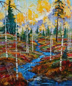 Autumn's Dream by Pat Matthews