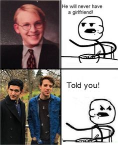 Oh. My. God. ---- I seriously love Robin Lord Taylor!
