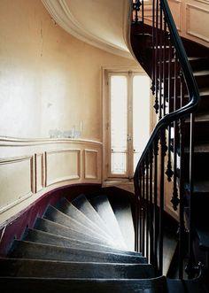 Antique Design Color Palette Paris Apartment Tour