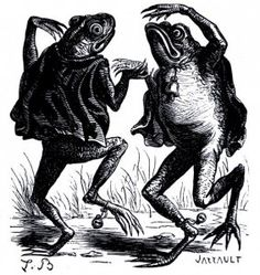 illustration from the dictionnaire infernal