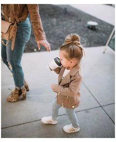 Dyosa Queen G Outfits Niños, Girls Fall Outfits, Cute Baby Girl Outfits, Cute Outfits For Kids, Toddler Girl Outfits, Girls Dresses, Trendy Toddler Girl Clothes, Fashion Kids, Toddler Fashion