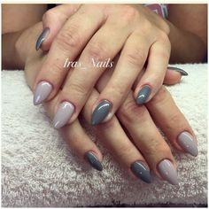 Nails grau