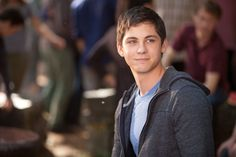 Logan Lerman in new Percy Jackson movie